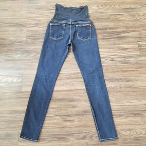 7 for all Mankind Maternity Skinny Jeans. Sz 28